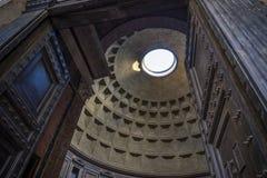 Panthéon de Rome, Italie photographie stock libre de droits