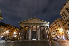 Panthéon - Rome, Italie photos stock