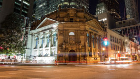 Panthéon Toronto d'hockey Image libre de droits