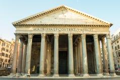 Panth?on romain photographie stock