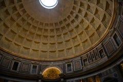 Panthenon в Риме Стоковые Фото
