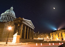 Pantheon, Παρίσι Στοκ Φωτογραφία
