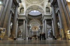 Pantheon, Παρίσι Στοκ Φωτογραφίες