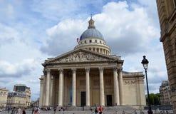 pantheon Παρίσι Στοκ Φωτογραφίες