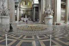 pantheon Παρίσι s Στοκ Φωτογραφία