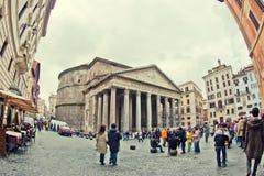 pantheon Ρωμαίος Στοκ Φωτογραφία