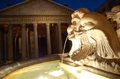 pantheon Ρώμη Στοκ φωτογραφίες με δικαίωμα ελεύθερης χρήσης