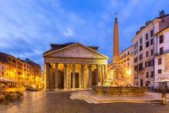 pantheon Ρώμη στοκ εικόνα