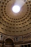 Pantheon. The great monument in the heart of ancient Rome Royalty Free Stock Image