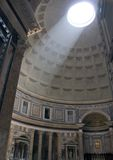 Pantheon lizenzfreie stockbilder