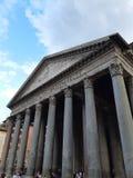 pantheon foto de archivo libre de regalías