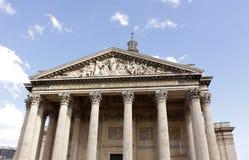 Pantheon royalty-vrije stock foto's