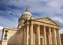 Pantheon. Royalty Free Stock Images