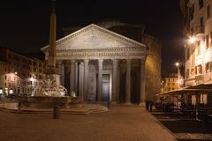 pantheon Arkivbilder