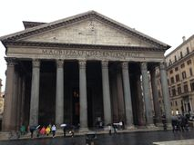 pantheon Fotos de Stock Royalty Free