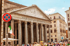 pantheon Royalty-vrije Stock Fotografie