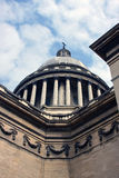 The Pantheon. Landmark in paris Stock Photography