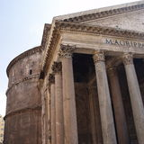 pantheon immagini stock