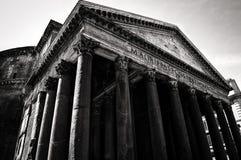 pantheon Royaltyfria Bilder