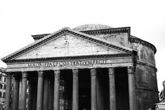 pantheon Stockfoto