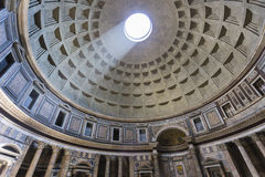 pantheon Fotografia Stock Libera da Diritti