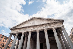 pantheon Fotografie Stock