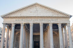 Pantheon of Agripa Stock Images