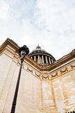 Pantheon building in Paris Royalty Free Stock Images