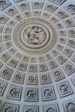 Pantheon Ceiling Royalty Free Stock Photos