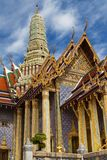 Pantheon of the Chakri Dynasty royalty free stock images