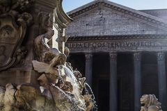 Pantheon Stock Images
