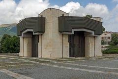 Pantheon of Georgi Rakovski and Museum of the Kotel Renaissance, Kotel, Sliven Region, Bulgaria Stock Images