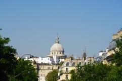 Pantheon i Paris Royaltyfri Bild