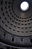 Pantheon inside, Rome, Italy Stock Photography