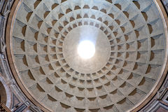 Pantheon Interior Royalty Free Stock Photos