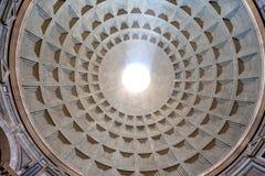 Pantheon Interior Royalty Free Stock Photos