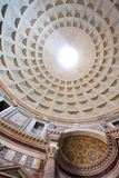 Pantheon Interior Stock Image