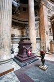 Pantheon Interior Royalty Free Stock Images