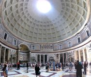 Pantheon Royalty Free Stock Photos