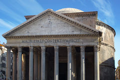 Pantheon.  Italy Royalty Free Stock Photography
