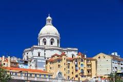 Pantheon Lisbon Royalty Free Stock Image