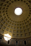 Pantheon Oculus Royalty Free Stock Photo