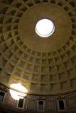 Pantheon Oculus Lizenzfreies Stockfoto