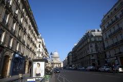 Pantheon Parijs royalty-vrije stock foto