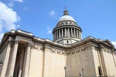 Pantheon, Parijs Royalty-vrije Stock Foto