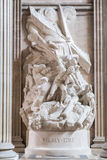 Pantheon Parijs Frankrijk Royalty-vrije Stock Fotografie