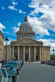 Pantheon in Paris Stockfoto