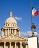 The Pantheon of Paris Stock Images