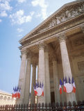 Pantheon, Paris. Royalty Free Stock Photo