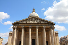 pantheon paris Royaltyfria Bilder